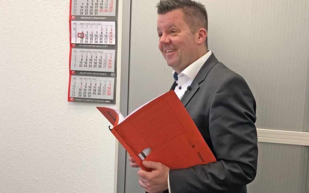 Marco Wilmsmeier verstärkt »Steuerpartner«